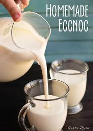 Amazingly Good Eggnog Recipe!