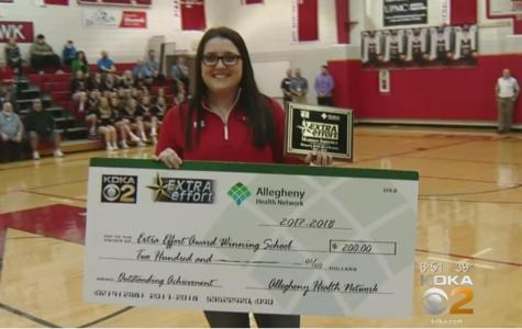 Madison Shiderly's KDKA Award Win
