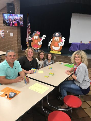 Elementary Family Game Night