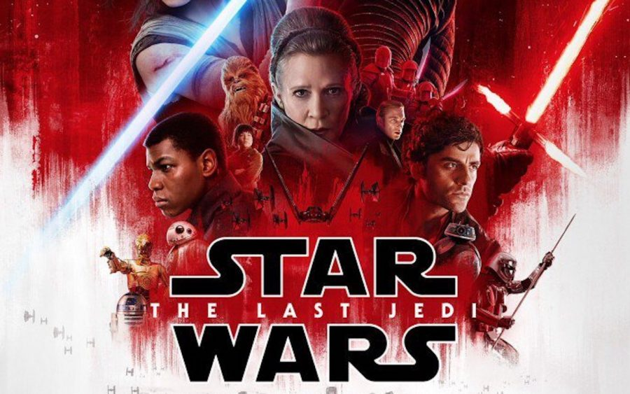 A Not-So-Neutral Review of Star Wars: The Last Jedi – The Arrow