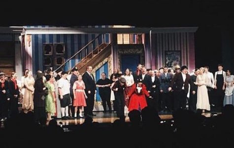 Mohawk's production of Mary Poppins