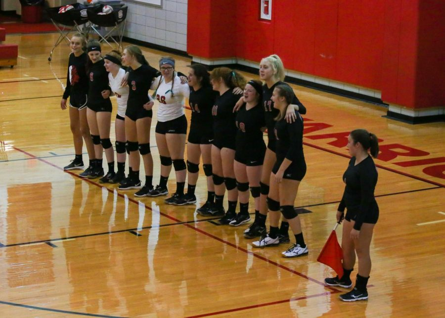 Mohawk Volleyball