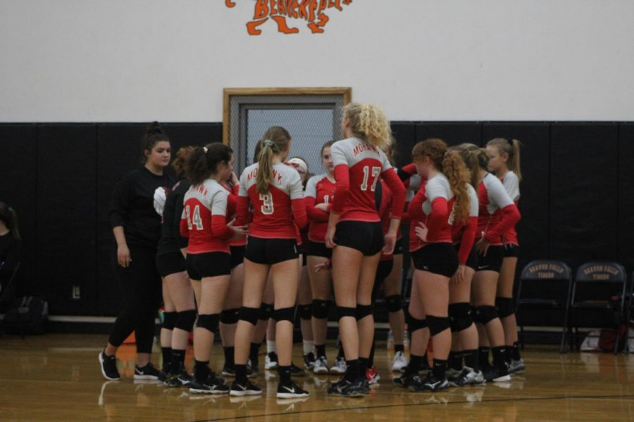 Mohawk Volleyball : End Of Season Thoughts