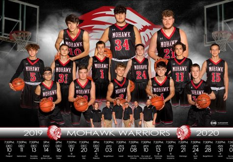 Mohawk Boys Basketball