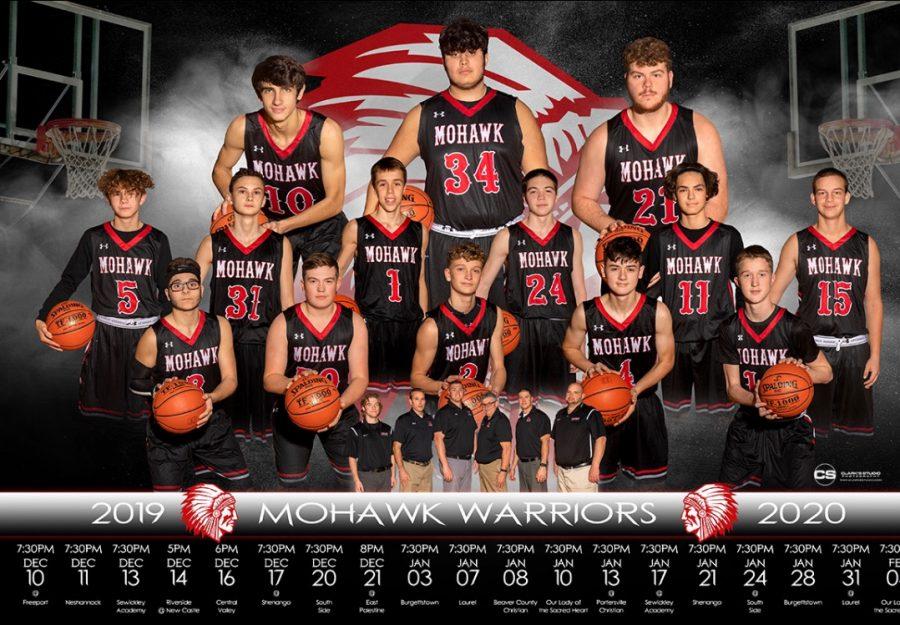 Mohawk+Boys+Basketball