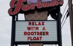 Forbushs Ice Cream