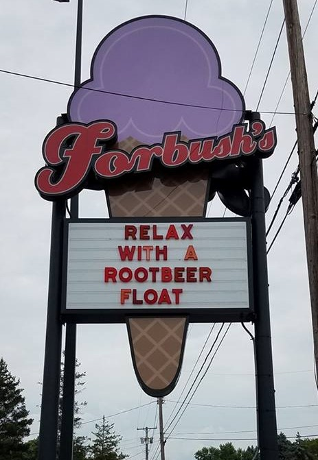 Forbush's Ice Cream